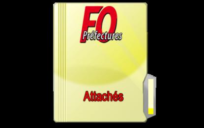 Directives pour une nouvelle gestion des attachés d'administration de l'État exerçant en préfectures et sous-préfectures